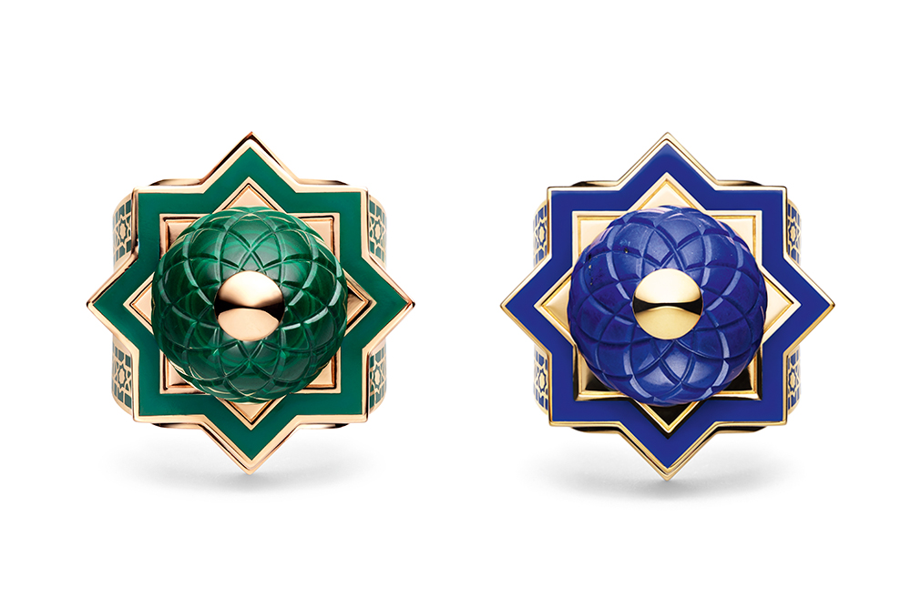 Chaumet Shéhérazade rings
