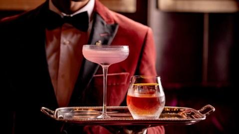 Claridge's Hotel London cocktails book