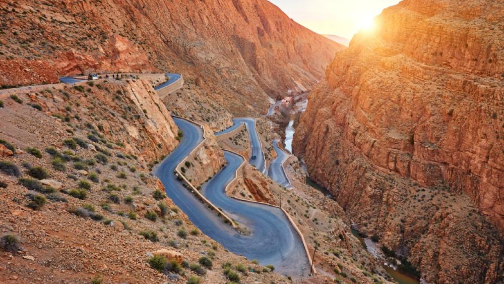 Atlas mountains Morocco Ride & Seek