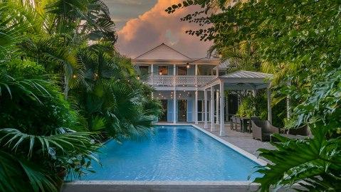 Dale Earnhardt Jr.'s Key West home