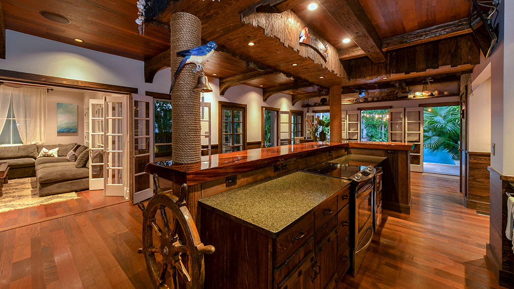 Dale Earnhardt Jr.'s Key West home