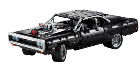 lego 1970 Dodge Charger