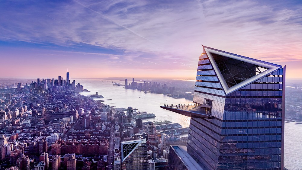 The Tallest Observation Deck In The Western Hemisphere Opens In Nyc Robb Report