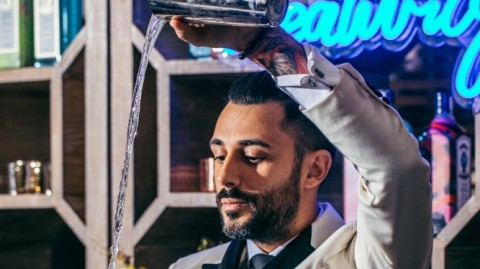 bartender valentino longo