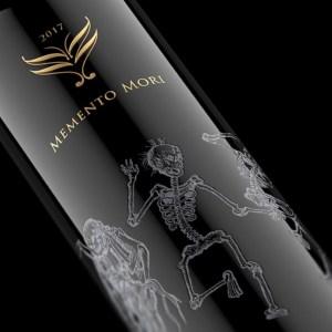 virtual wine tasting memento mori