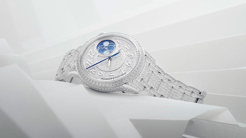Vacheron Constantin Diamond Egerie Watch