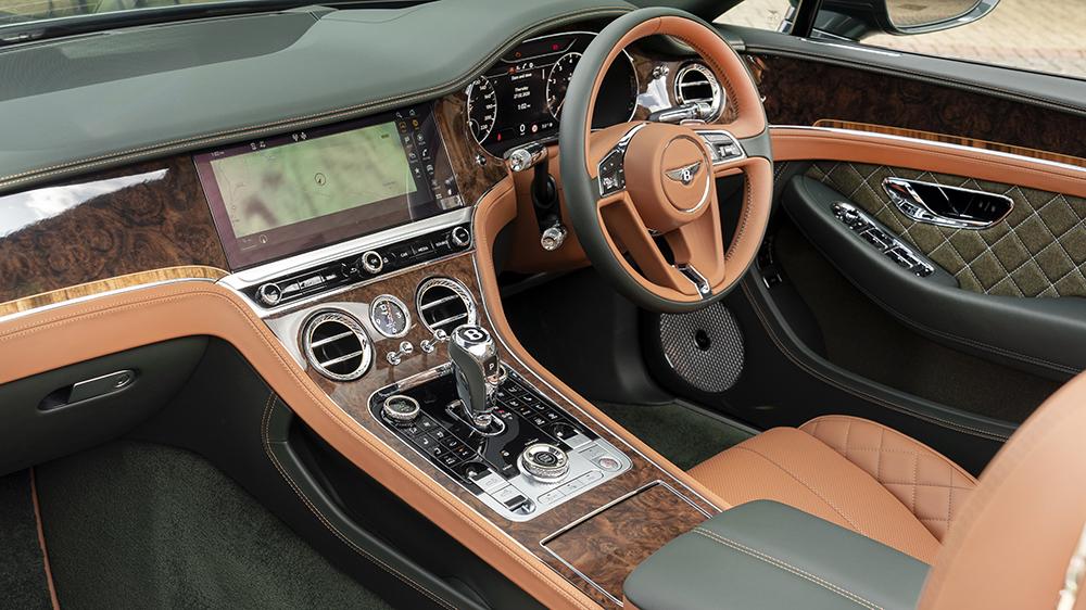 Bentley Continental GTC Equestrian Edition