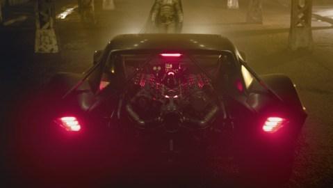 Matt Reeves Batmobile