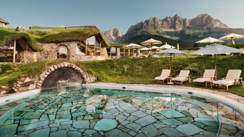 Stanglwirt Austria wellness spa sustainability