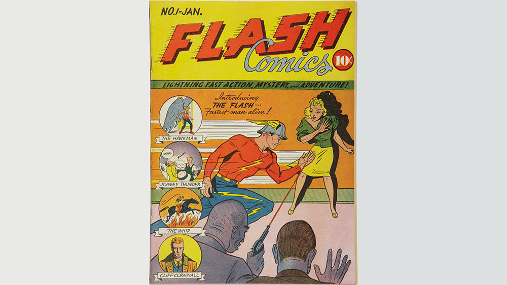 DC Complete: The Ian Levine Collection