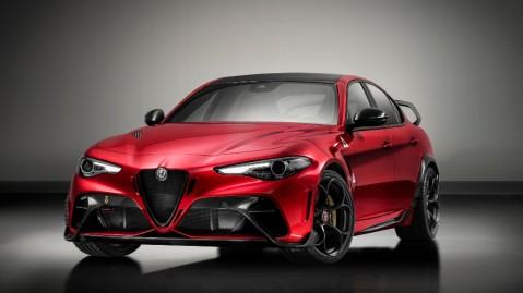 The 2021 Alfa Romeo Giulia GTA
