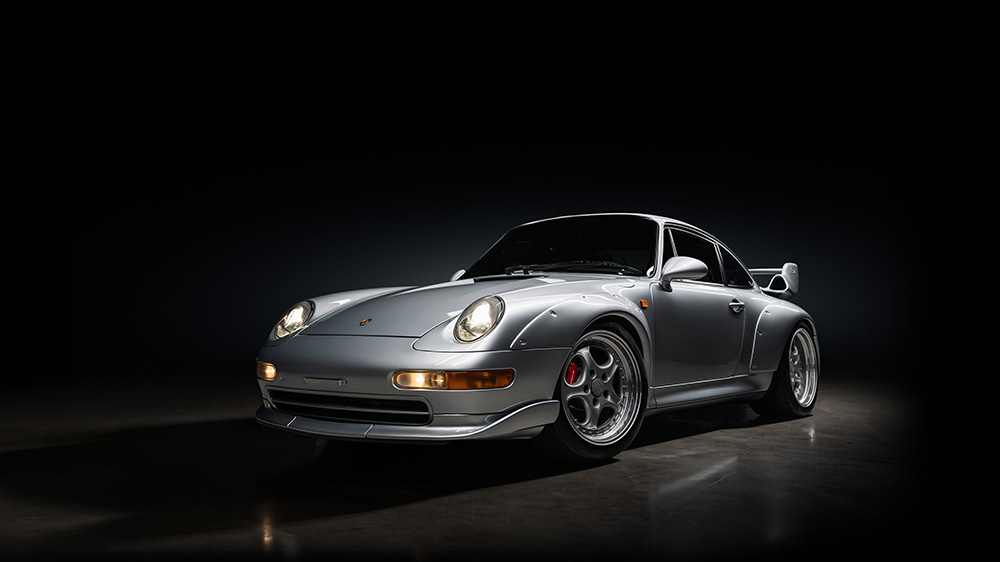1996 Porsche 911 GT2 Coupe