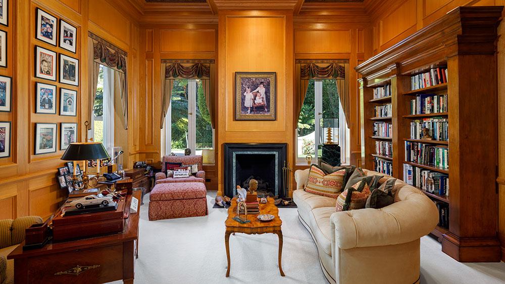 Lee Iacocca's Bel-Air mansion