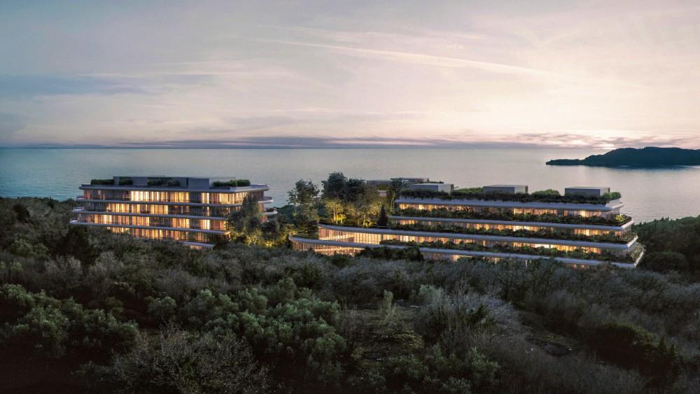 Aman Janu Montenegro resort