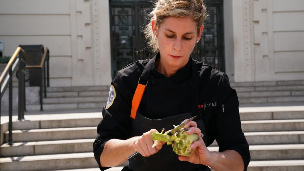 jennifer carroll top chef