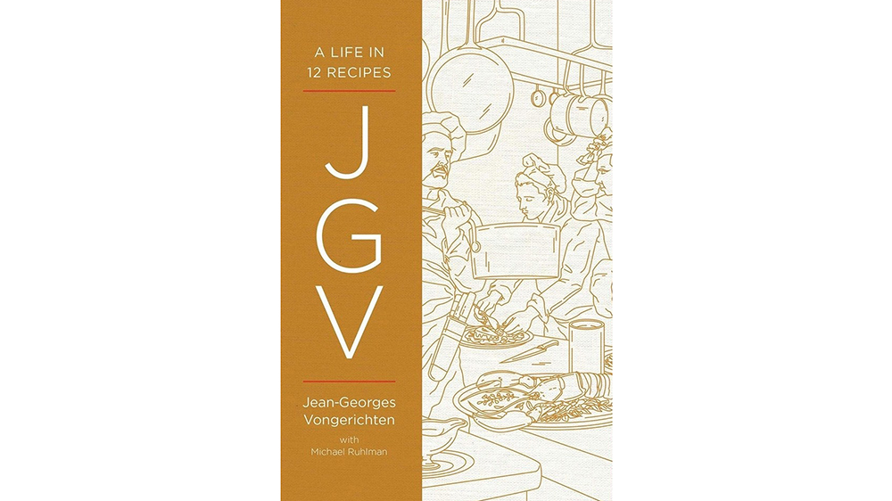 JGV: A Life in 12 Recipes