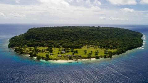 Private Island, Oceania