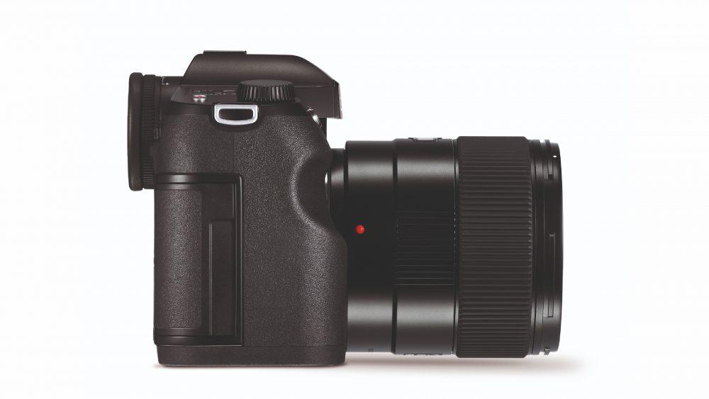 The Leica S3 medium format DSLR