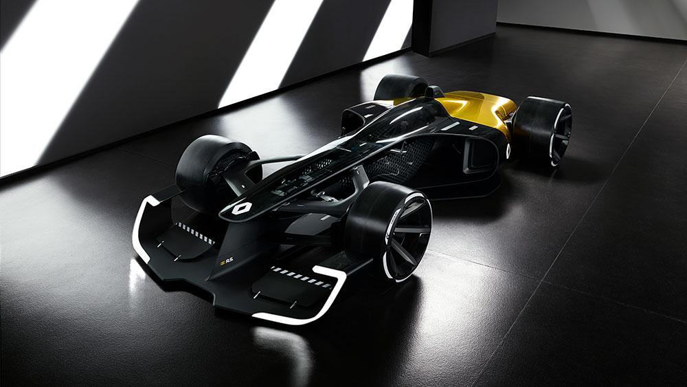 R.S. 2027 concept car