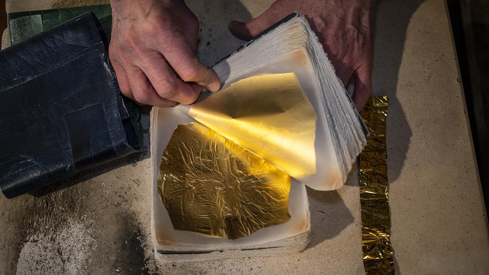 Marino Menegazzo's gold.