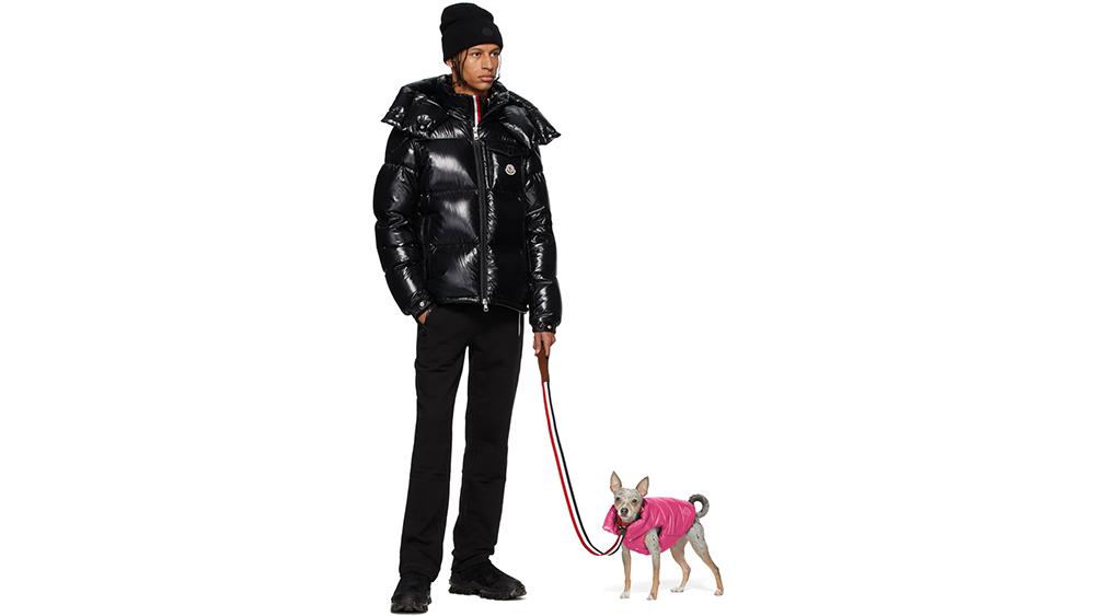 Moncler Genius Pink Poldo Dog Couture Jacket