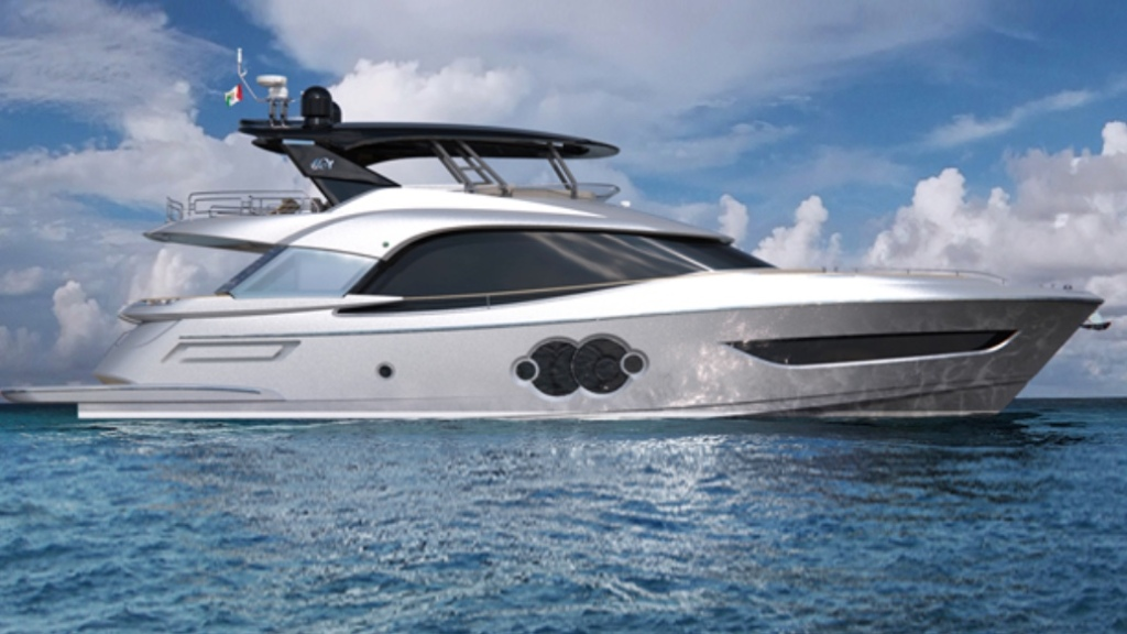 Montecarlo Yachts will be part of the Virtual Boat Show