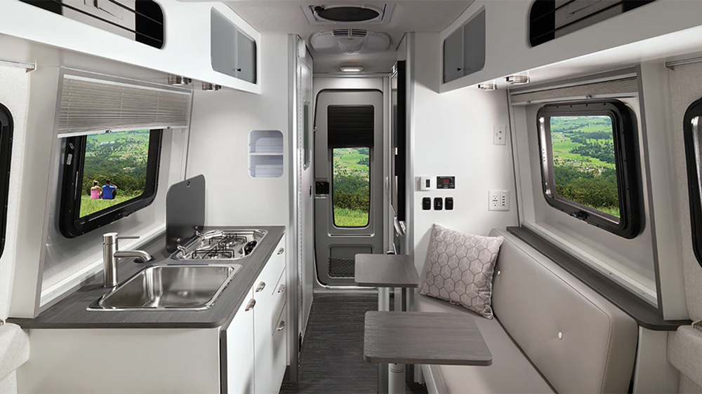 Inside the Nest by Airstream