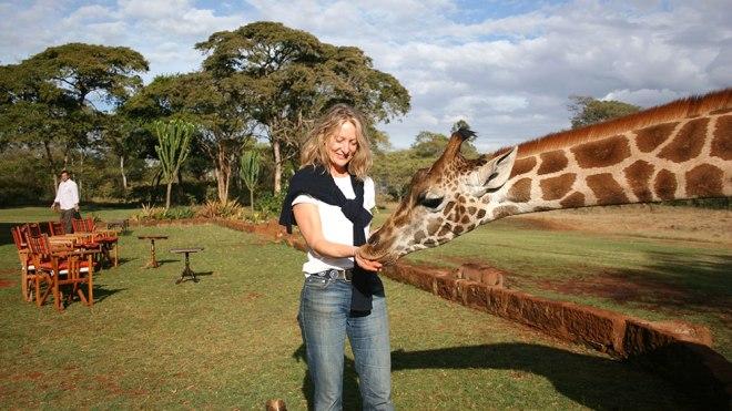 Sustinability, Safari