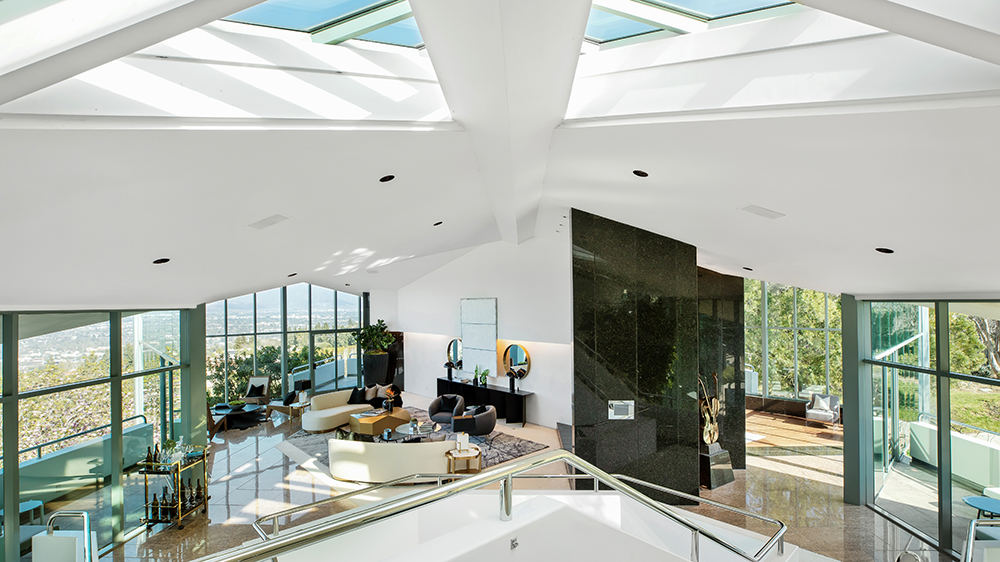 Pharrell Williams's Beverly Hills estate