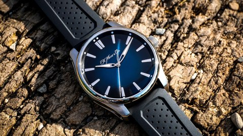 H. Moser & Cie Pioneer Centre Seconds Automatic