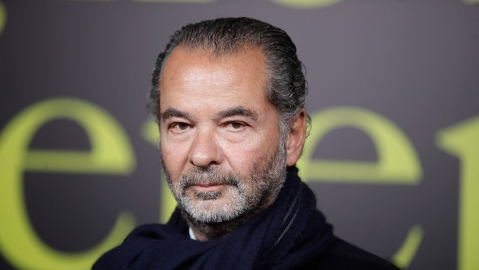 Moncler Chairman and CEO Remo Ruffini poses during the presentation of the Moncler women's Fall-Winter 2019-2020 fashion collection, that was presented in Milan, Italy, Wednesday, Feb.20, 2019Fashion Moncler, Milan, Italy - 20 Feb 2019