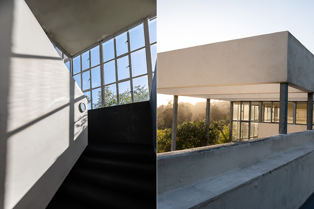 Richard Neutra's Lovell House