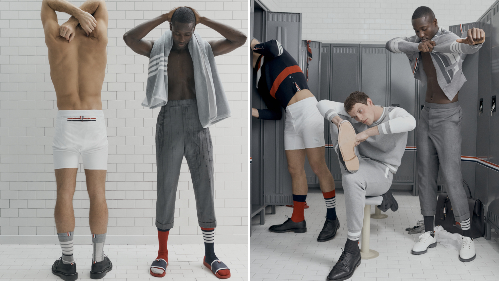 Thom Browne Nordstrom New Concepts