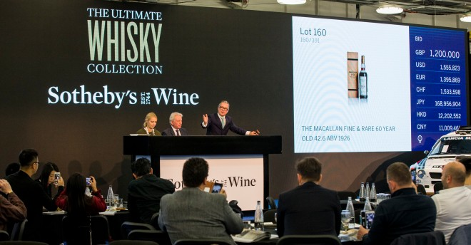 sotheby's auction report