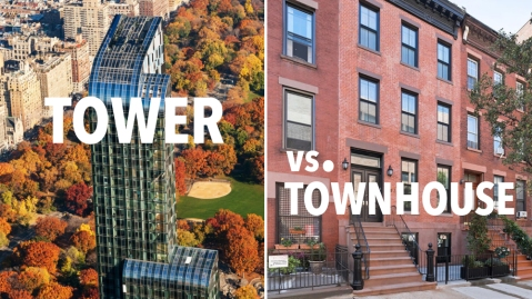 Tower vs. Townhouse