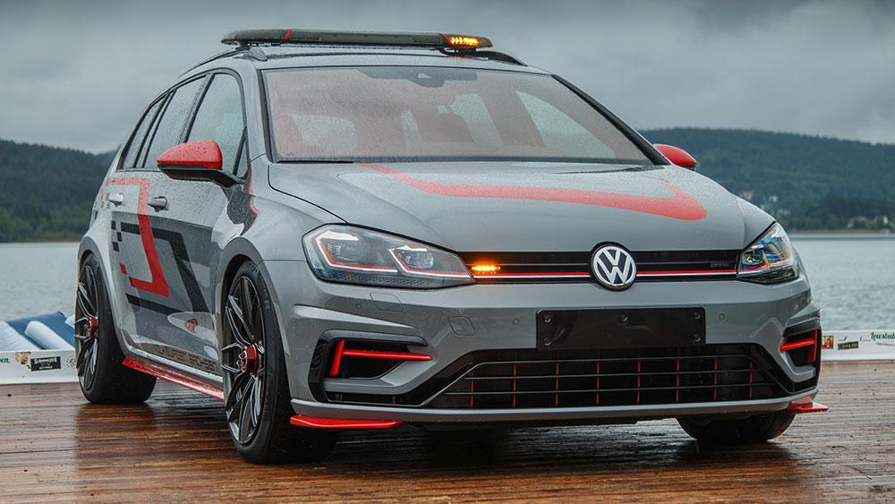 Volkswagen Golf Estate R FighteR