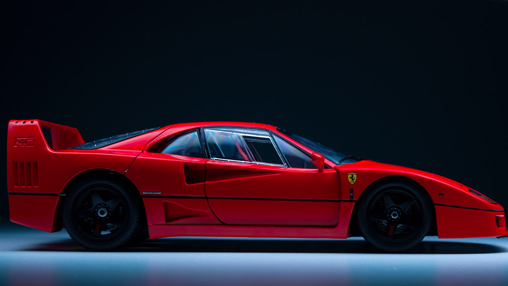16 Fun Facts About The Iconic Ferrari F40 Robb Report
