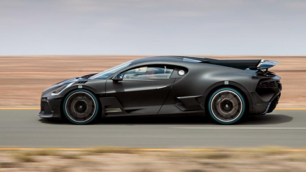 The Bugatti Divo.