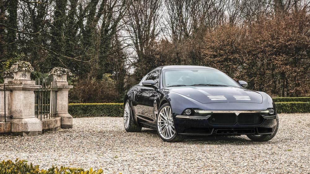 Touring Superlegerra's new Sciàdipersia coupe.