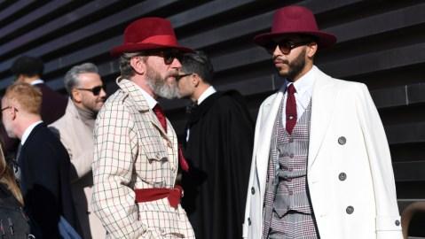 Pitti Uomo 2020 postponed