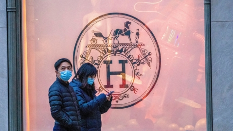 Hermes reopens China