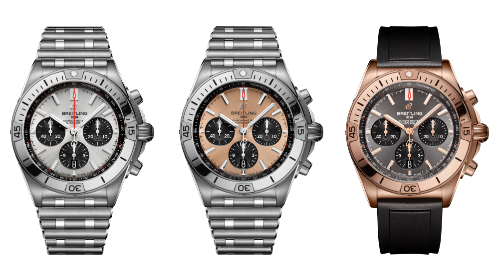 Breitling Chronomat Collection