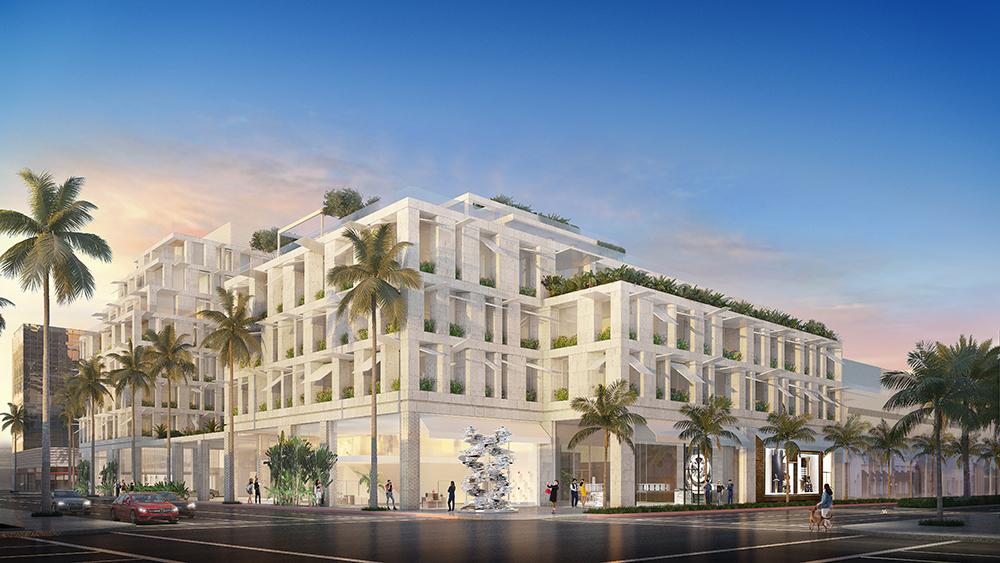 Cheval Blanc Hotel Beverly Hills