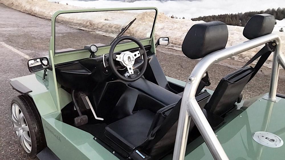 Lazareth Auto-Moto's Mini V8 M.
