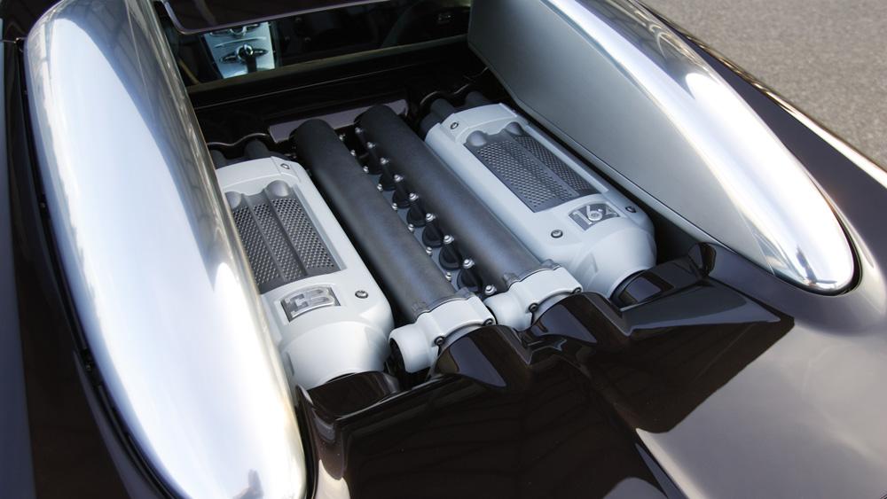 The Bugatti Veyron 16.4.