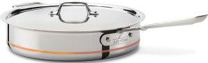 All-Clad Copper Core 5-Ply Saute Pan
