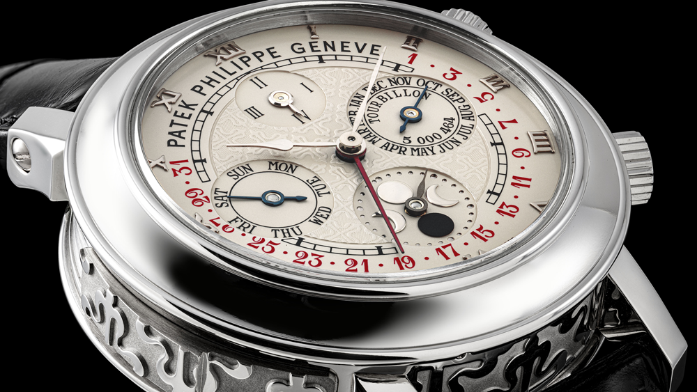 Patek Philippe Ref. 5002 Double Dial Watch with 12 Complications