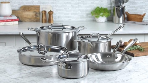 Best Cookware Set Featured Image