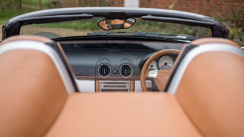 Iconic Autobody 387 Speedster