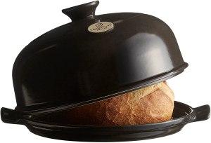 Emile Henry ceramic bread cloche